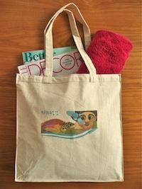 Mara Branco artwork Tote Bag